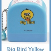 Big Bird Blue