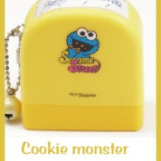 Cookie Monster Yellow
