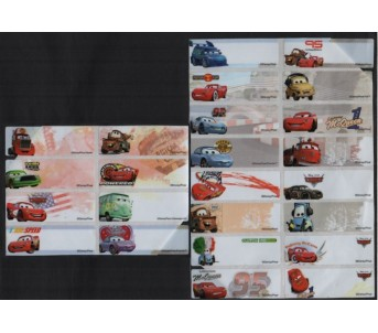 Cars Pouch Set L2